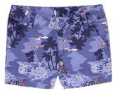 Crazy 8 Beach Print Shorts