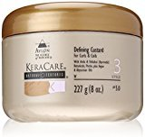 KeraCare by Avlon Avlon Natural Textures Defining Custard, 8 Ounce
