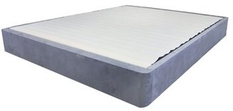 Zampa Low Profile Heavy Duty Wood Box Spring White Noise