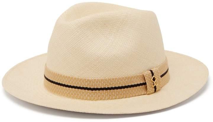 Yosuzi Rafael straw hat