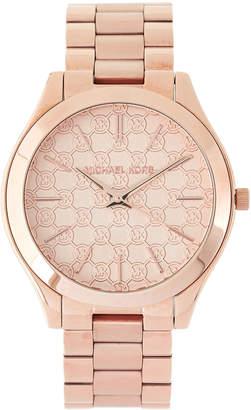 Michael Kors MK3336 Rose Gold-Tone Watch