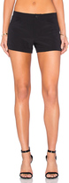 Bella Luxx Flat Front Trouser Short