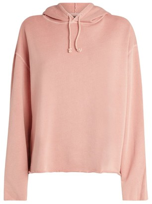 J Brand Carissa Cropped Hoodie