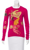 Christian Lacroix Patterned Knit Sweater