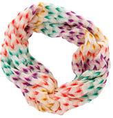 Missoni Multicolor Patterned Headband