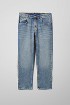 Thumbnail for your product : Weekday Revive Demand Blue Jeans - Blue