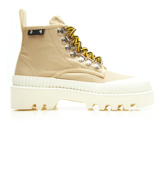 Proenza Schouler Shell Combat Boots