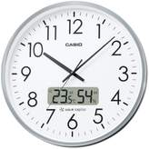 Casio radio analog wall clock temperature and humidity display office type IC-2000J-8JF IC-2000J-8JF