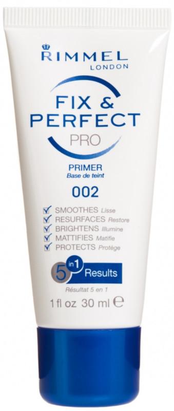 Rimmel Fix & Perfect Pro Primer