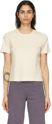 Raquel Allegra Beige Boy T-Shirt