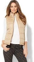 New York & Co. Fleece-Lined Puffer Vest