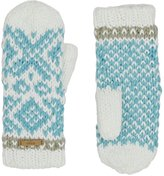 Barts Log Cabin Mittens