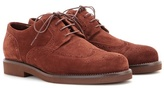 Loro Piana Affin Suede Brogues