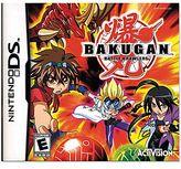 Nintendo DSTM Bakugan: Battle Brawlers Video Game