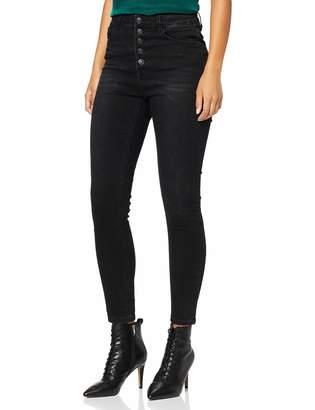 Pimkie Women's Jew19 Cskinnybutton Skinny Jeans