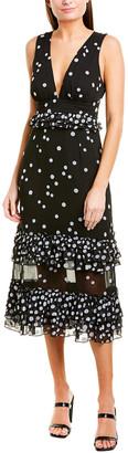 La Maison Talulah Love Shack Midi Dress