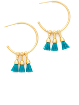 Gorjana Baja Hoop Earrings