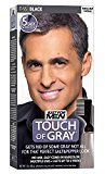 Just For Men Touch of Gray Men's Hair Color, Black