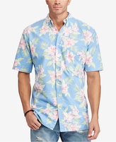 Polo Ralph Lauren Men's Big & Tall Classic-Fit Floral-Print Shirt