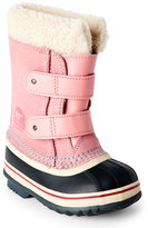 Sorel Toddler Girls) Coral Pink 1964 PAC Strap Boots