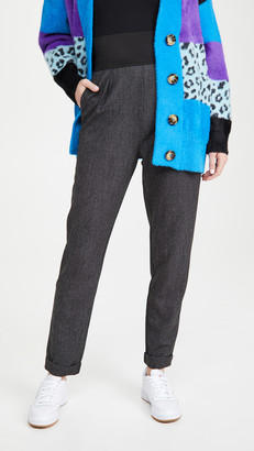 Essentiel Antwerp Wreathe High Waist Pants
