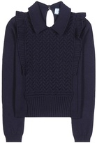 Prada Knitted Wool Sweater