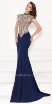 Tarik Ediz Estelate Evening Dress