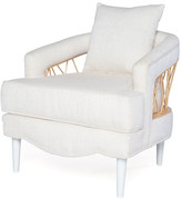 Badgley Mischka Home Monterey Lounge Chair