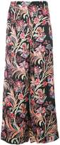 Etro floral-print trousers
