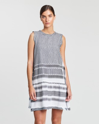 Cecilie Copenhagen Women's Mini Dresses - Dress 2, O, No Sleeves - Size XS at The Iconic