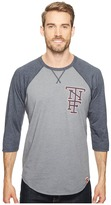 The North Face 3/4 Americana Baseball Tee ) Men's Long Sleeve Pullover