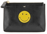 Anya Hindmarch Loose Pocket Small Printed Leather Pouch