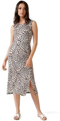 Forever New Mia Sleeveless Jersey Midi Dress