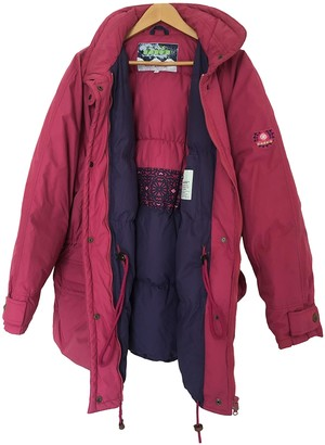 Diadora Pink Jacket for Women