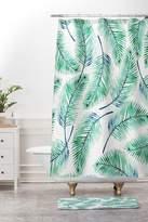 Deny Designs Palms Watercolor 2-Piece Bath Set