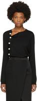 Altuzarra Black Minamoto Pearl Sweater