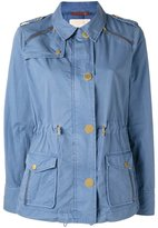 MICHAEL Michael Kors military jacket - women - Cotton - S