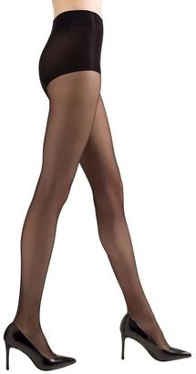 Natori Women's Shimmer Sheer Tights Hosiery