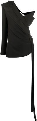 Loulou Asymmetric Jacket