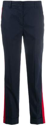 P.A.R.O.S.H. tailored cropped trousers