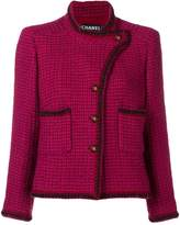 Chanel Pre Owned 2001's knitted jacket