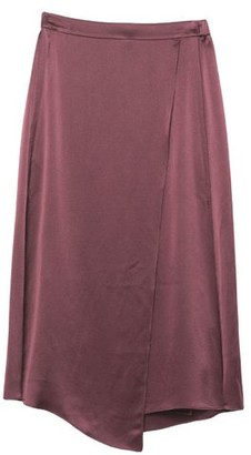 Vince 3/4 length skirt