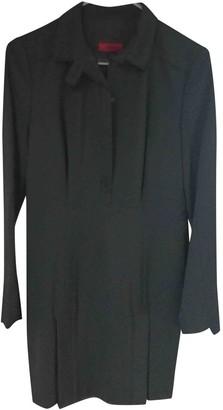 HUGO BOSS Grey Wool Dress for Women