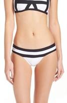 Pilyq Women's Colorblock Bikini Bottoms