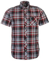 Soviet Short Sleeve Check Shirt