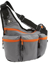 Diaper Dude Infant Shoulder Messenger Bag - Grey