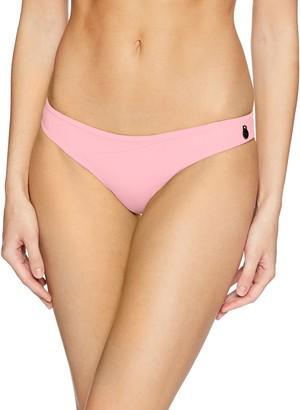 Volcom Women's Junior's Simply Seamless Mini Bikini Bottom
