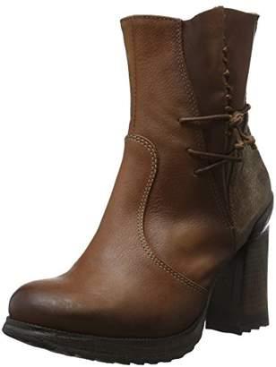 Bunker Women's Booty Ankle Boots,4 UK