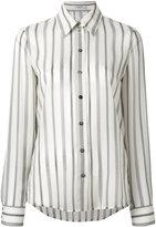 Lanvin striped blouse - women - Silk - 36