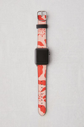 Casetify Red Abstract Apple Watch Strap